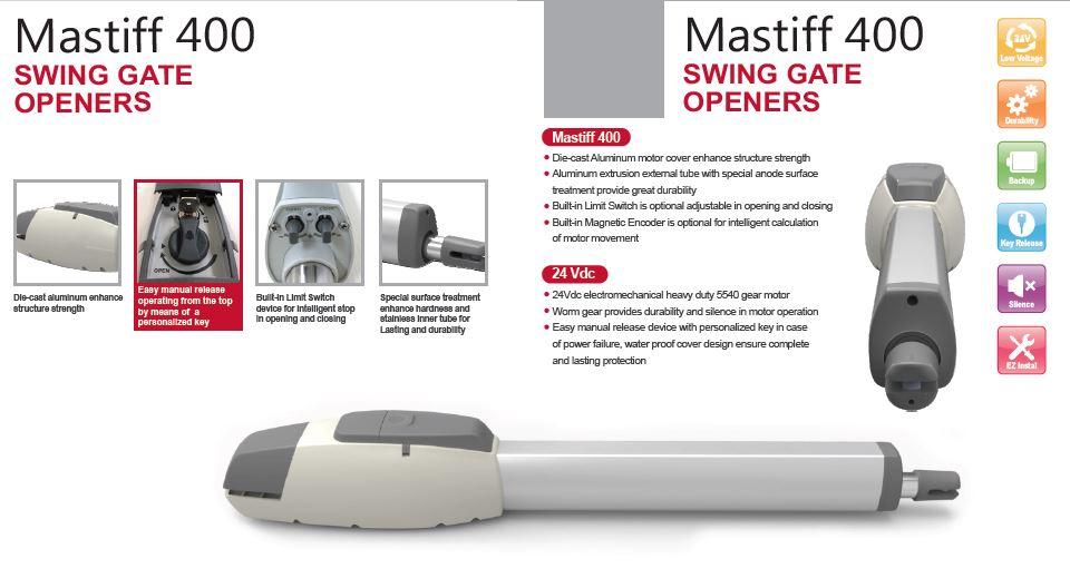 Descriere produs TMT Mastiff 400 WiFi