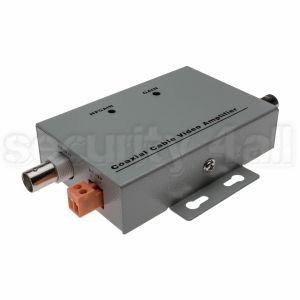Amplificator semnal video complex, reglaj amplificare si frecventa, AV-500