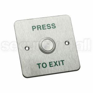 Buton control acces exterior inox panou, ACB-400MB