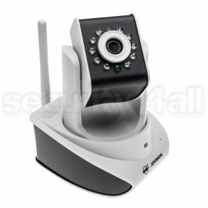 Camera IP Wi-Fi cu inregistrare, pan-tilt, infrarosu, 720P, microfon, ONVIF, slot Micro SD, JVS-H411