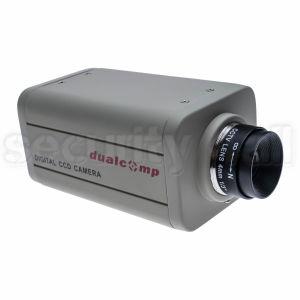 Camera supraveghere alb-negru box 480 linii, interior, bej, lentila 4mm inclusa, BW-011
