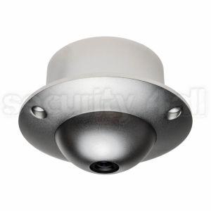 Camera supraveghere dome ingropat tavan fals tip OZN 420 linii, interior, argintie, DL-6223F