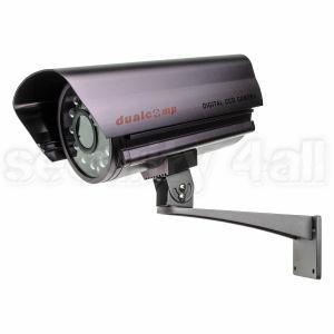 Camera supraveghere exterior, AHD 720P, infrarosu 100 metri, lentila 25mm, metal, HDC-4197