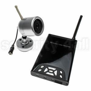 Camera wireless de exterior cu infrarosu, receiver cu inregistrator, slot Micro SD, SC-508