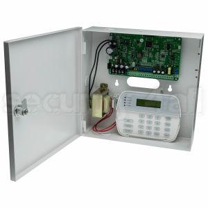 Centrala alarma 8 zone cu afisaj LCD si comunicator analogic, 830FX