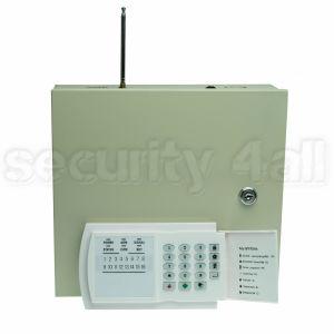 Centrala alarma wireless 16 zone cablu 8 zone cu afisaj LED si comunicator analogic, CA 816