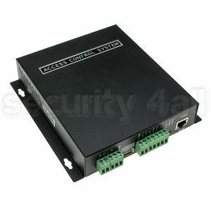 Centrala control acces si pontaj 1 usa cu net, AE-01SN