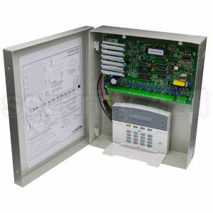 Centrala alarma 16 zone cu tastatura LCD si comunicator analogic, Intellisense 2316