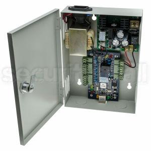 Centrala control acces 1 usa cu conectare internet, WA-01 WEB