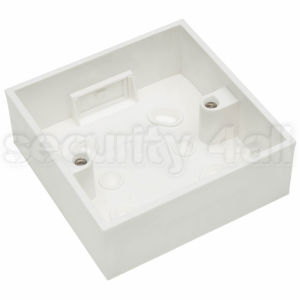 Doza plastic pentru buton control acces, P-BB1