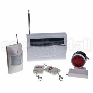 Kit sistem alarma wireless cu centrala, PIR si senzor magnetic, CA 2068