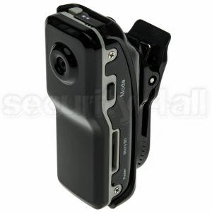 Micro camera cu inregistrare, activare la suntet, slot Micro SD, accesorii fixare, SC-MD86