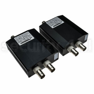 Multiplexor semnal video complex 2 semnale pe 1 cablu coaxial, DXM-21