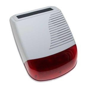 Sirena de exterior wireless, PE-520R