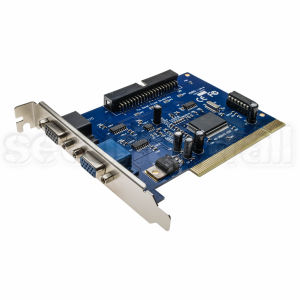 Placa de captura DVR 8 canale video, 1 canal audio, 12 cadre, Android, iOS, Windows, DVR-250