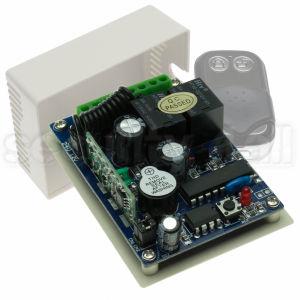 Receptor telecomanda radio 433 MHz, 2 relee , Receptor telecomanda RCON-2PC 01