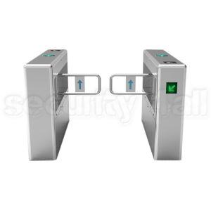 Turnicheti electromecanici inox bidirectionali swing, S4T238SW-BY