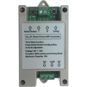 Comutator Wi-Fi cu 1 releu , 1 canal, Z-G1