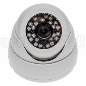 Camera de supraveghere dome all-in-one,AHD/TVI/CVI/CVBS 720P, infrarosu,interior, alba, HDA-1132
