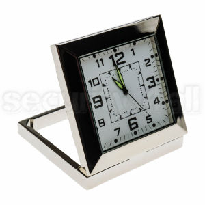 Camera ascunsa in ceas de masa patrat, cu inregistrare, microfon, detectie miscare, SC-TCK58HD
