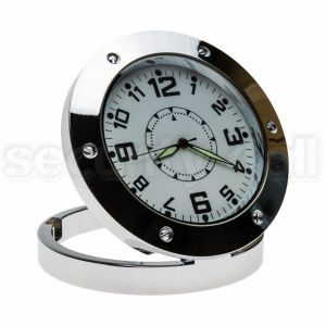 Camera ascunsa in ceas de masa rotund, cu inregistrare, microfon, detectie miscare, SC-TCK52HD