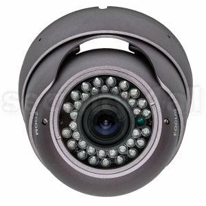 Camera supraveghere, infrarosu, varifocala, 36 LED, 420 linii, dome, metal, Sony CCD, DV-20IR
