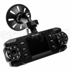 Camere bord auto cu DVR, infrarosu, GPS, LCD, detectie miscare, slot Micro SD, SC-DX9000