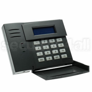 Centrala control acces si pontaj standalone cu conectare RS-485 si LCD, 601BE