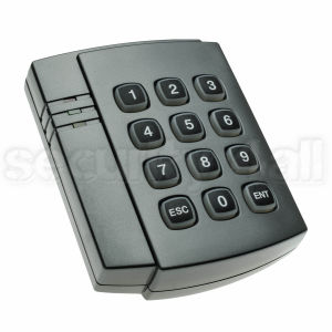 Centrala control acces cartela si cod standalone cu net, KS-108