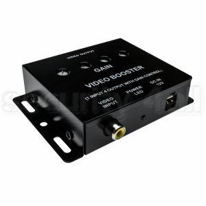 Distribuitor semnal video 1 intrare la 4 iesiri, cu amplificare si reglaj, VB-104