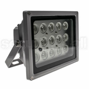 Iluminator infrarosu 70 metri, unghi 30 grade, exterior, senzor lumina, carcasa metal, IR-3015