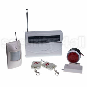 Kit sistem alarma wireless cu centrala, PIR si senzor magnetic, CA 2068