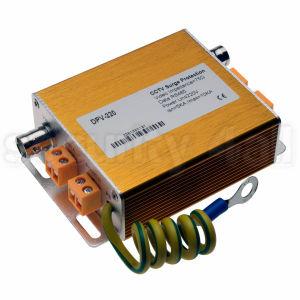 Modul protectie descarcari electrice camere speed dome, semnal video-date-alimentare., DPV-220