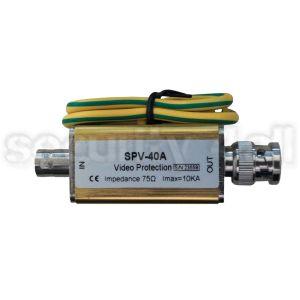 Modul protectie descarcari electrice pentru cablu coaxial, SPV-40A