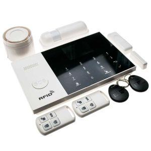 Centrala alarma wireless WiFi + GSM, PG-105