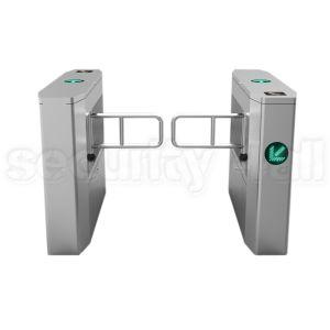 Turnicheti electro-mecanici inox bidirectionali swing, S4T238SW-BB