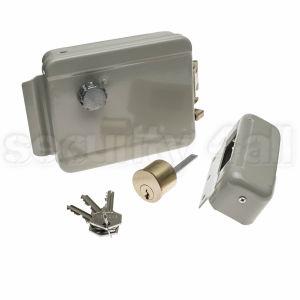 Zavor electromagnetic cu butuc cheie, deschis in interior, KL-124